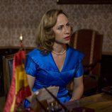 Ana Otero en un escena de 'Alta traición'