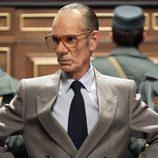 Escena de la TV movie 'Adolfo Suárez, el presidente'