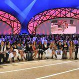 Mercedes Milá en la gala final de 'Gran Hermano 11'