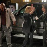 Melina Kanakaredes investiga en 'CSI: Nueva York'
