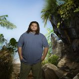 Jorge García es Hurley en 'Lost'