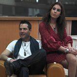 Indhira y Nacho en 'GH: El reencuentro'