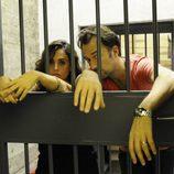 Lola Baldrich y Carlos Leal, de 'El internado'