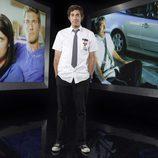 Zachary Levi en 'Chuck'