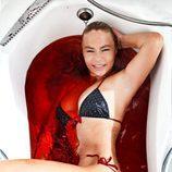 Baño de fresa de Leticia Sabater