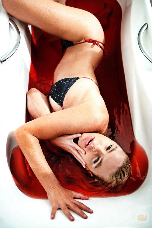Leticia Sabater posa en bikini