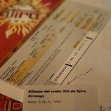 Billetes del vuelo 316 de Ajira Airways