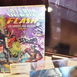 Comic de Flash en español de Walt