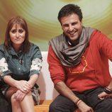 Raquel y Pepe en 'GH: El reencuentro'
