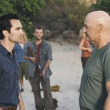 'Locke' y Richard Alpert