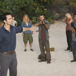 Richard Alpert en 'LA X', 'Lost'