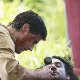 Jack intenta salvar a Sayid en 'LA X'