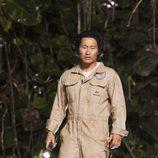 Jin Kwon en 'LA X'