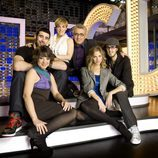 Equipo de 'El club del chiste' de Antena 3