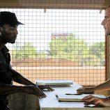 Lincoln Burrows en 'Orientación'