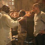 Michael Scofield en una celda