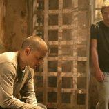 Michael Scofield y Alex Mahone en 'Orientación'