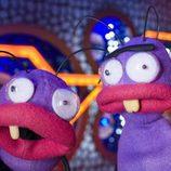 Las divertidas hormigas Trancas y Barrancas de 'El Hormiguero'