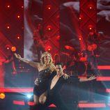 Carmen Lomana baila tango