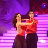 Víctor Janeiro baila un pasodoble