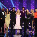 Concursantes de 'Mira Quién Baila', gala 1