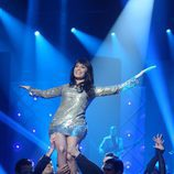 Pilar Rubio hace su entrada en 'Mira Quién Baila'