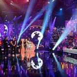 El plató de 'Mira Quién Baila' en Telecinco