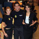 Patricia Montero, Mario Casas y Goya Toledo