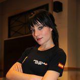 Ángela Cremonte hace de Amaya