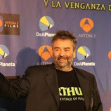 Luc Besson, director de 'Arthur y la venganza de Maltazard'