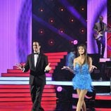 Helen Lindes baila el charlestón en 'MQB'