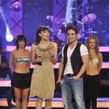David Bustamante con Pilar Rubio en 'MQB'