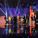 Concursantes de 'MQB', gala 2