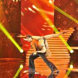 Víctor Janeiro baila una salsa en 'MQB'