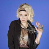 Lily Loveless es Naomi Campbell