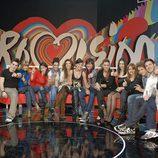 Los concursantes de 'Eurovisión'10: destino Oslo'