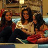 Angie Cepeda, Priscila Delgado y Ana Fernández