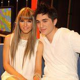 Samuel y Patricia en 'Eurovisión'10: Destino Oslo'