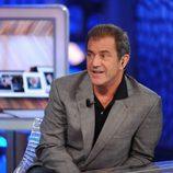 Mel Gibson visitó el plató de 'El Hormiguero'