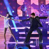 Víctor Janeiro bailando en 'MQB'