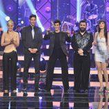 Finalistas de la gala 3 de 'MQB'