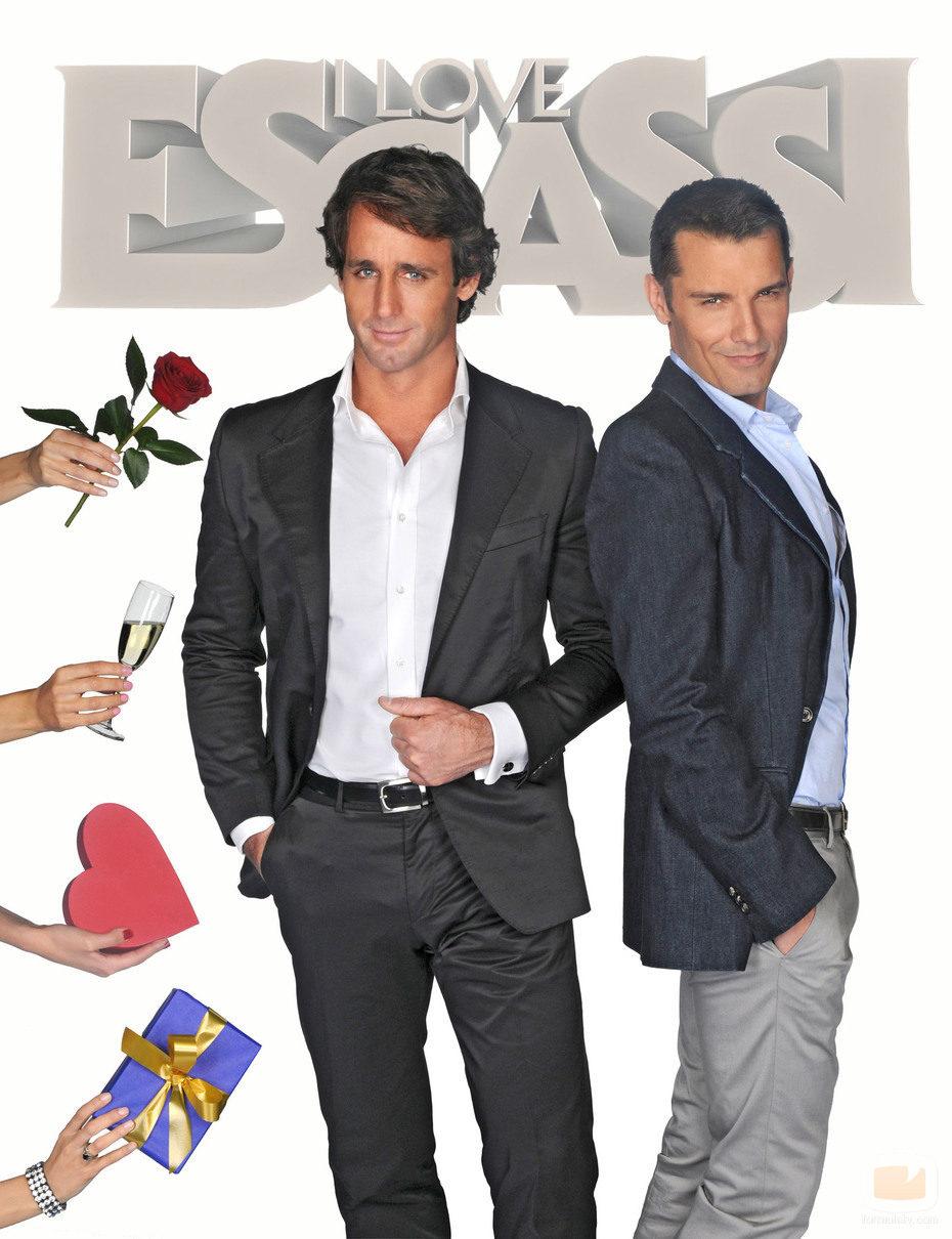 Cartel de 'I love Escassi'