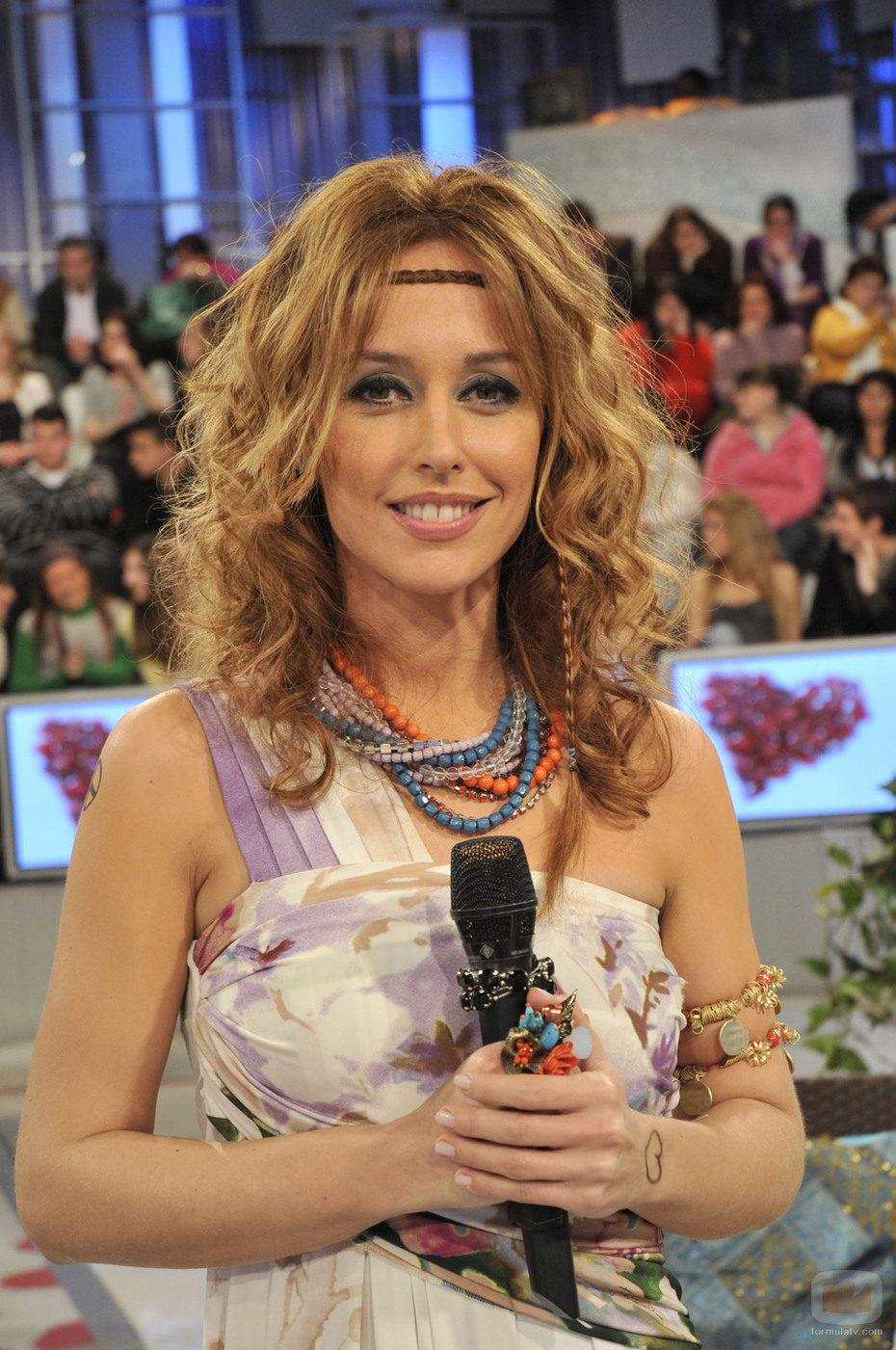 Emma García en la elección final de Rafa Mora