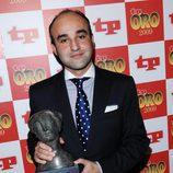 Sergio Garcia con el TP de Oro 2009
