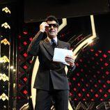 Jorge Fernández presenta los TP de Oro 2009