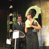 Carolina Casado y Jorge Fernández en los TP de Oro 2009