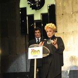 Lola Herrera recibe el TP 2009 Toda una vida