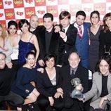 Amar en tiempos revueltos: TP 2009 al Mejor Serial