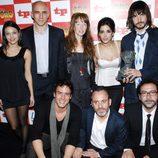 Águila Roja: TP de Oro 2009 a la Mejor Serie Nacional