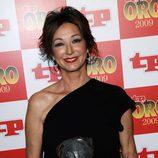 Ana Rosa Quintana: TP de Oro 2009 a la Mejor Presentadora de Variedades